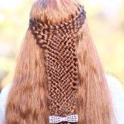 amazing 19-strand braid