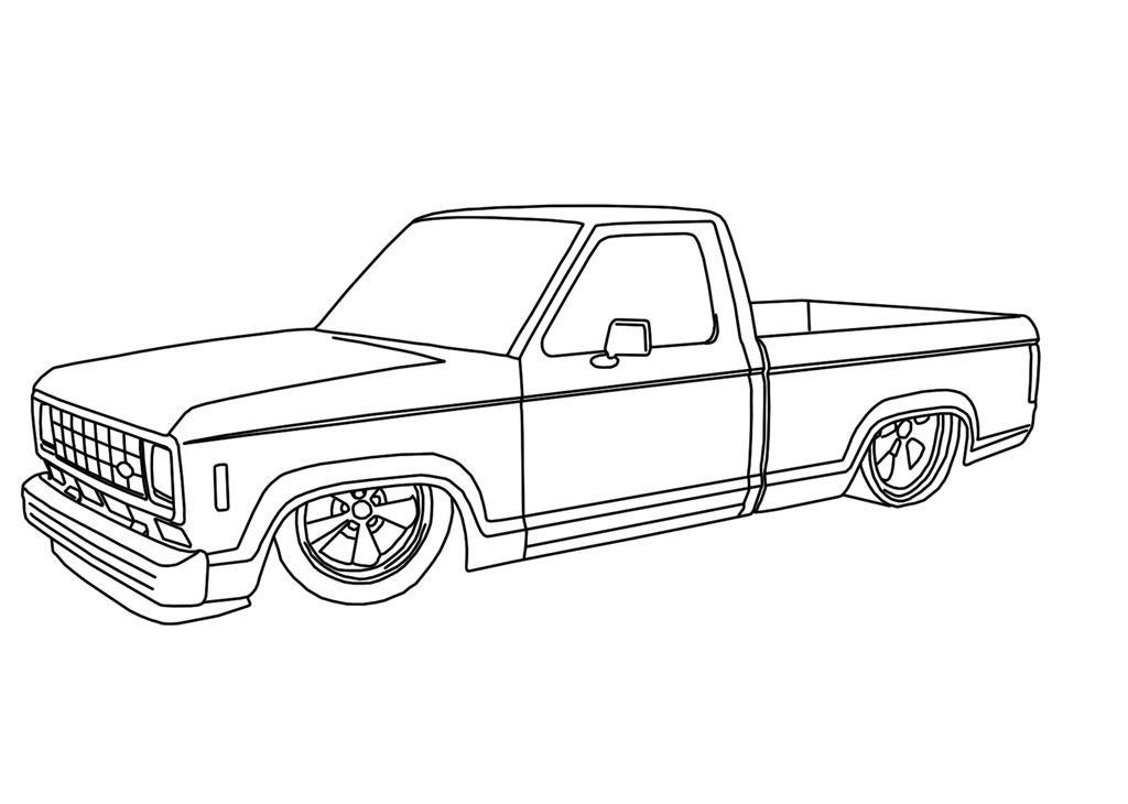 80 Chevy Stepside Lowrider