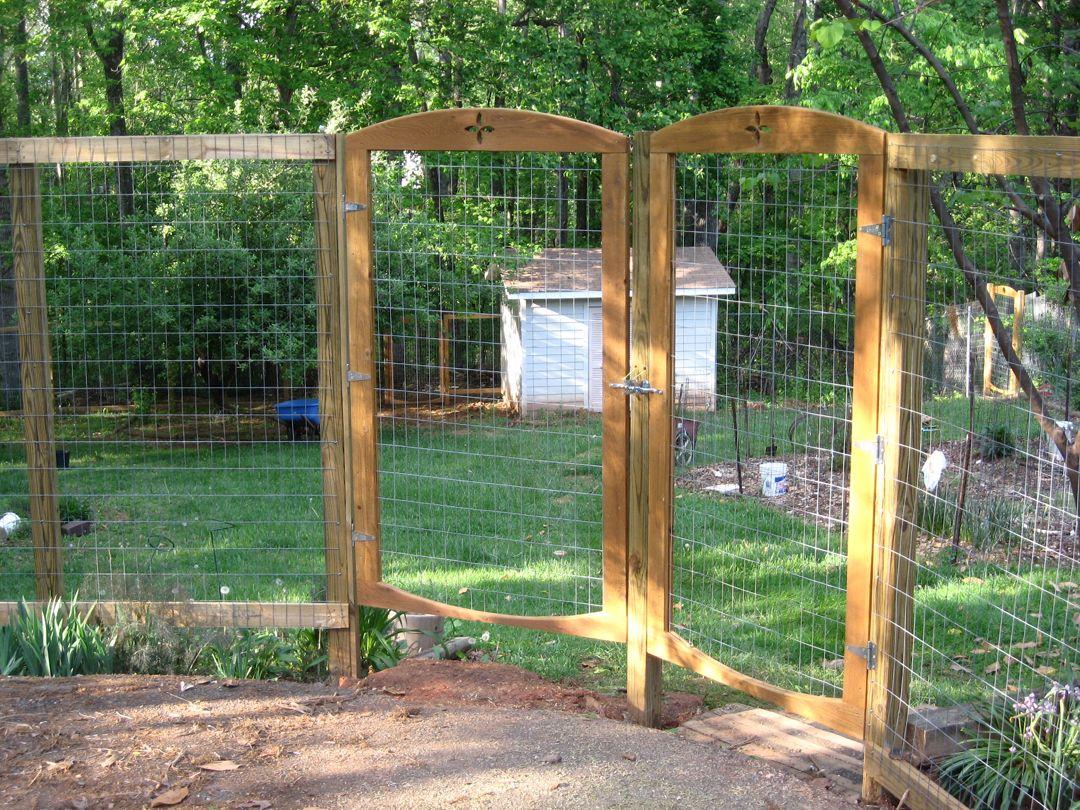 Deer Fencing Garden Fence