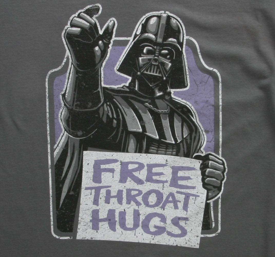 star wars bean bag chair desk and chairs free throat hugs t shirt front starwars movies