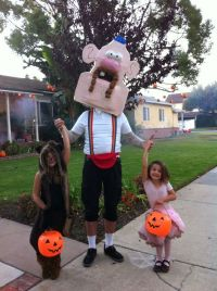 Uncle Grandpa Costume! | kids birthday ideas | Pinterest ...