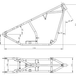 Harley Softail Frame Diagram Vw Bug Wiring For Dune Buggy Motorcycle Parts Schematics With