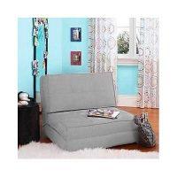Chair Bed Kids Flip Chairs Sleeper Lounge Dorm Teen ...