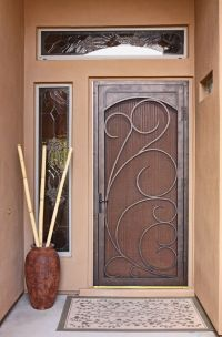 Residential Security Screen Door | Security Doors San ...