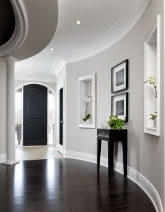 Tully model home interior also best images about decorating on pinterest staging rh