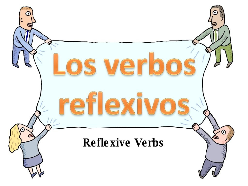 Reflexive Verbs In Spanish By Seema Sumod Via Slideshare