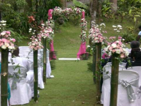 Outdoor Weddings Do Yourself Ideas Garden Wedding Decorations