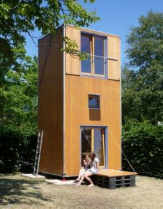 Homebox portable three story tiny house haus am see pinterest houses third and also rh