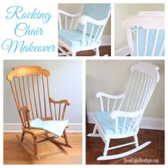 Baby Room Rocking Chair Toys R Us Glider Vintage Makeover For A Nursery Annie