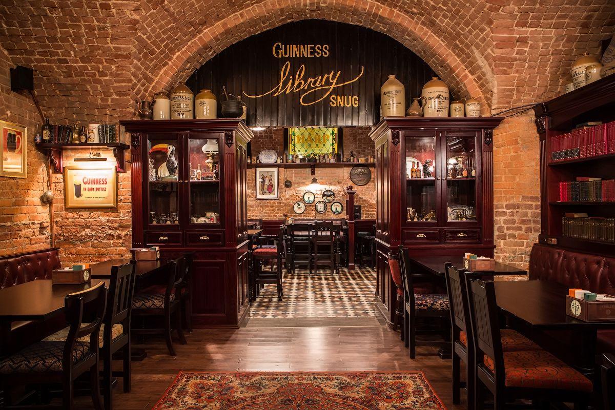 Beau Irish Pub Interior Design Ideas