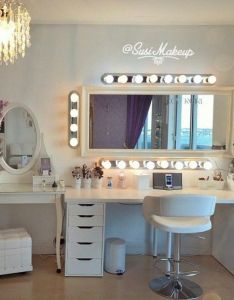 review of top dream beauty room designs from the best bloggers susimakeup also rh au pinterest
