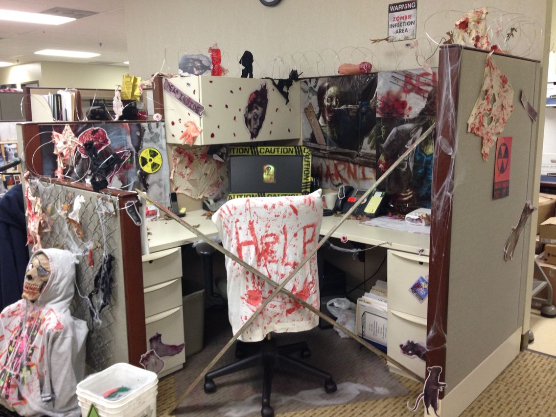 Scary Halloween Decorations Make Yourself