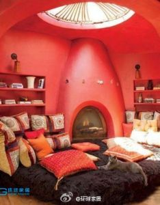 cozy hideout also home decor pinterest bedrooms and hearths rh