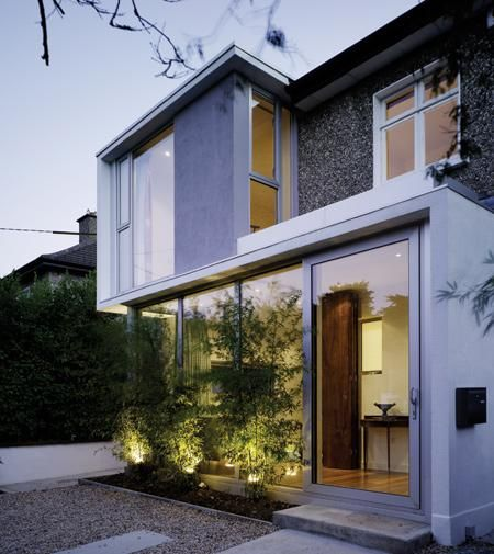 Extension To A Semi Detached 1950s House In Galway By Simon J