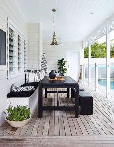 Take the full tour of atlanticbyronbay   eclectic coastal guesthouse in also talk about paradise rh pinterest