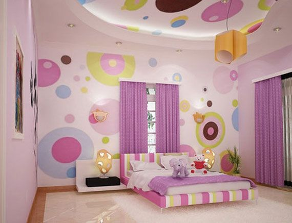 Room sweet purple girls bedroom interior ideas also gallery design rh za pinterest