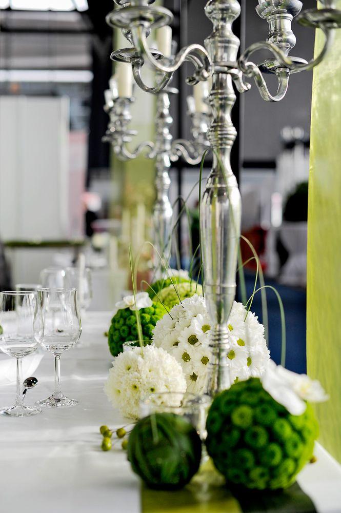 Blumen Tischdekoration Hannover  Milles Fleurs  Hochzeit