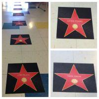Teacher appreciation decoration. classroom door. Hollywood ...