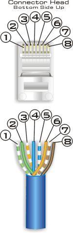Cat5 B Wiring Diagram