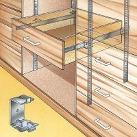 Accuride Shelf Standard Slide Brackets | Infinite, Drawers ...