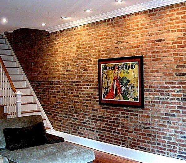 20 Clever and Cool Basement Wall Ideas Basement walls