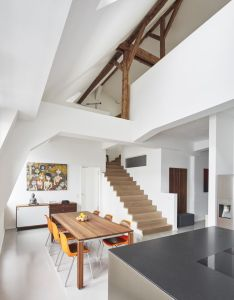 Gallery of main east side lofts architect also rh pinterest
