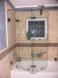 Types of Glass Shower Doors We can create custom shower