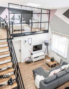 Duplex inspiration home living interior design interiordesign also rh pinterest