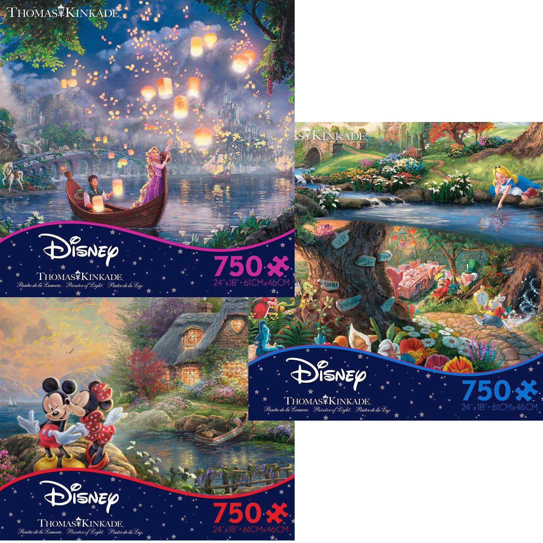 The Disney Dreams Collection Thomas Kinkade Coloring Book Unique