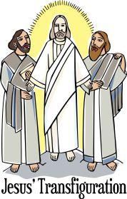 Image result for transfiguration of the lord sunday