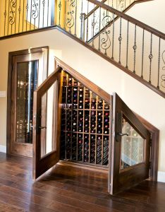 creative wine racks and storage ideas also best images about staircase on pinterest stairs rh in