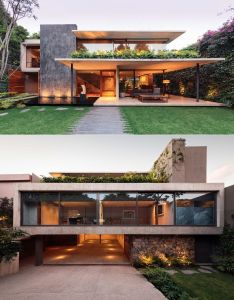 Homedesigning   via an atmospheric approach to modernist architecture in mexico   also rh za pinterest