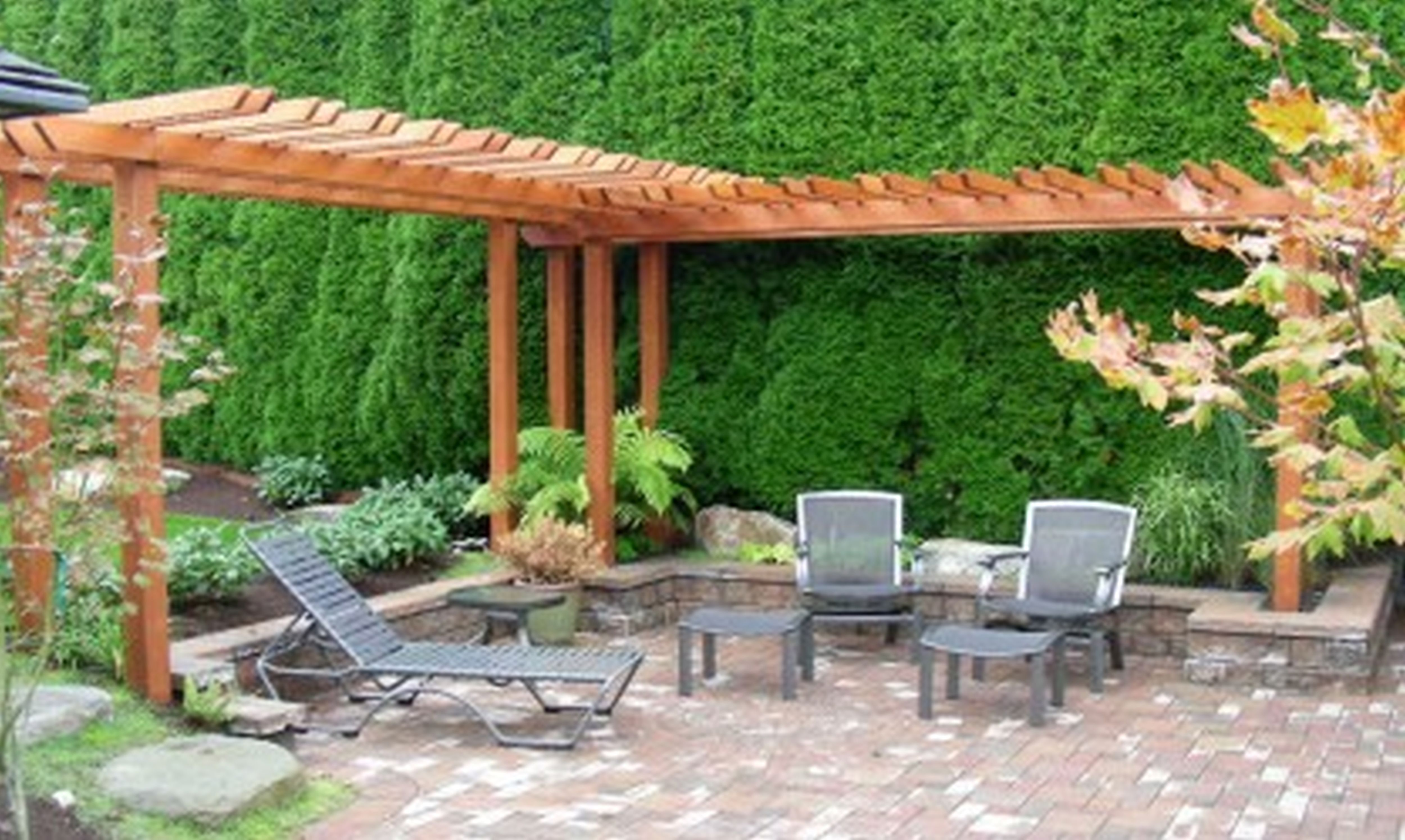 Diy Small Patio Decorating Ideas Modern Patio & Outdoor