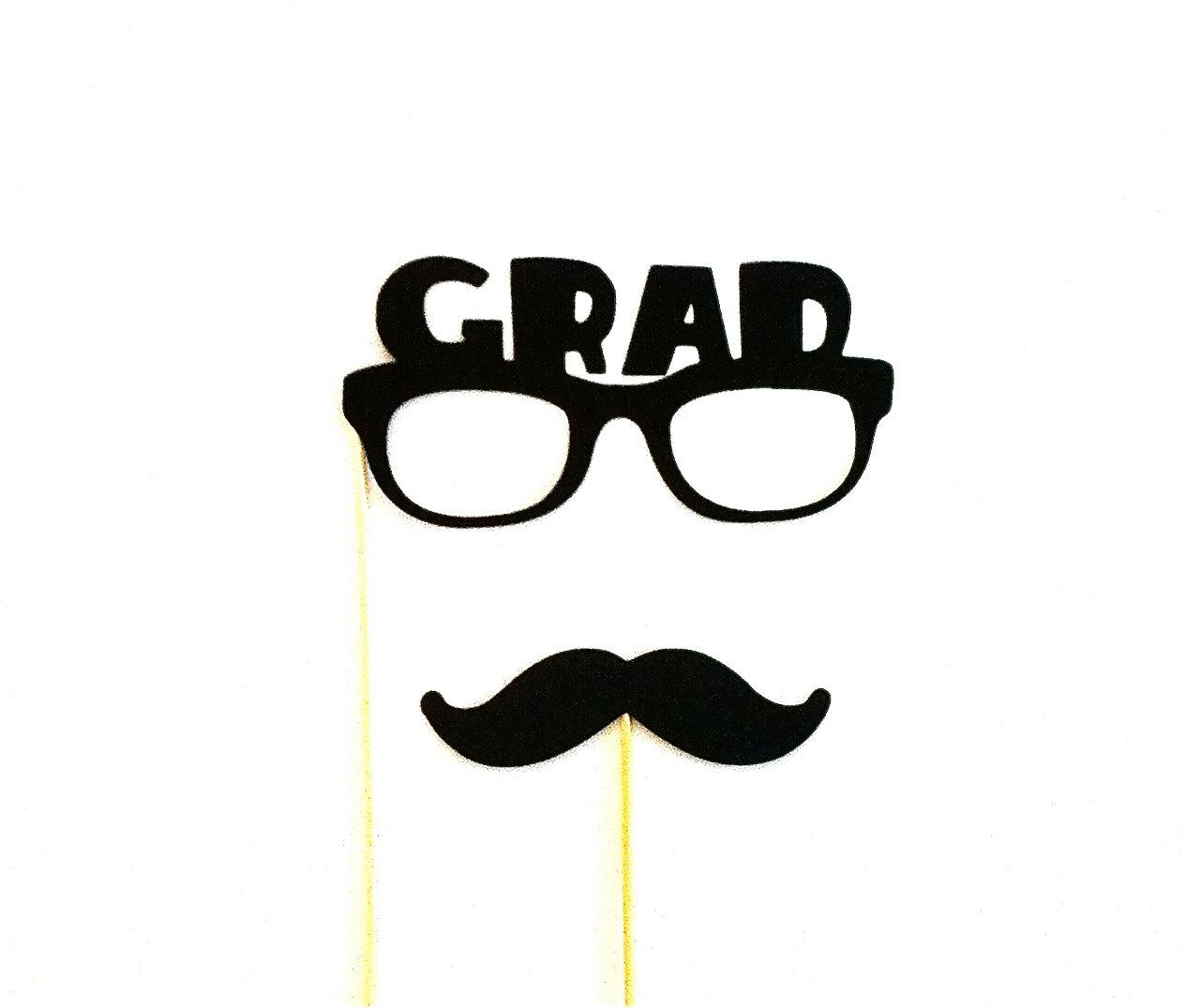 Graduation Party Photo Booth Props Class Of 2013