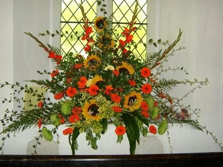 Church Flower Festival  Grows on You www