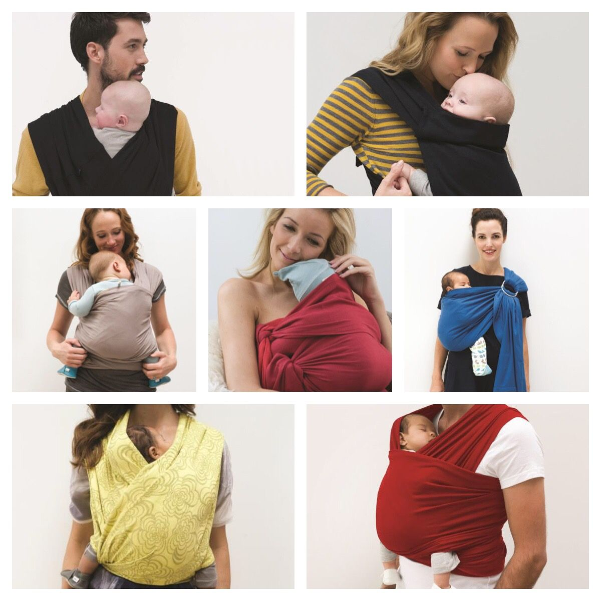 baby carriers family tricotti bb tai organic bb sooze