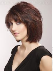 chin length bob haircuts layered