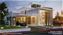 Contemporary House Plans 3000 Sq FT
