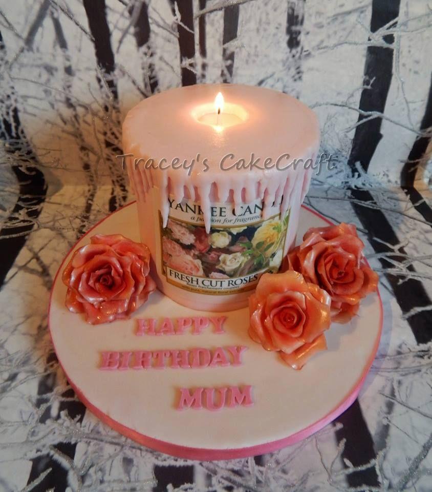 yankee candle cake | cosies✓ | pinterest | cake, fancy cakes