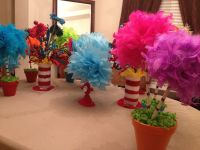 dr Seuss centerpieces   Dr.Seuss   Pinterest ...