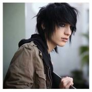 awesome 40 sexy emo hairstyles