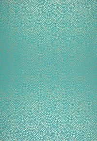 Mosiac Aqua wallpaper from Schumacher. This geometric ...