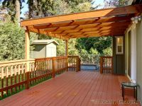 photos of partially covered decks - Google Search | For ...
