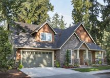 Plan 6950am Charming Craftsman Home