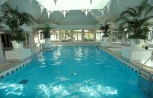 Disneyland Hotel Indoor Pool