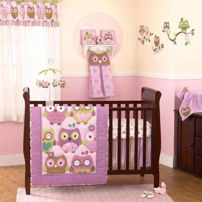Great baby girl nursery ideas