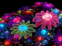 Cool Colorful Desktop Backgrounds | Cool Colorful Flowers ...