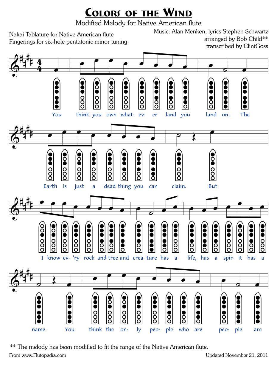 Halloween Sheet Music Flutes