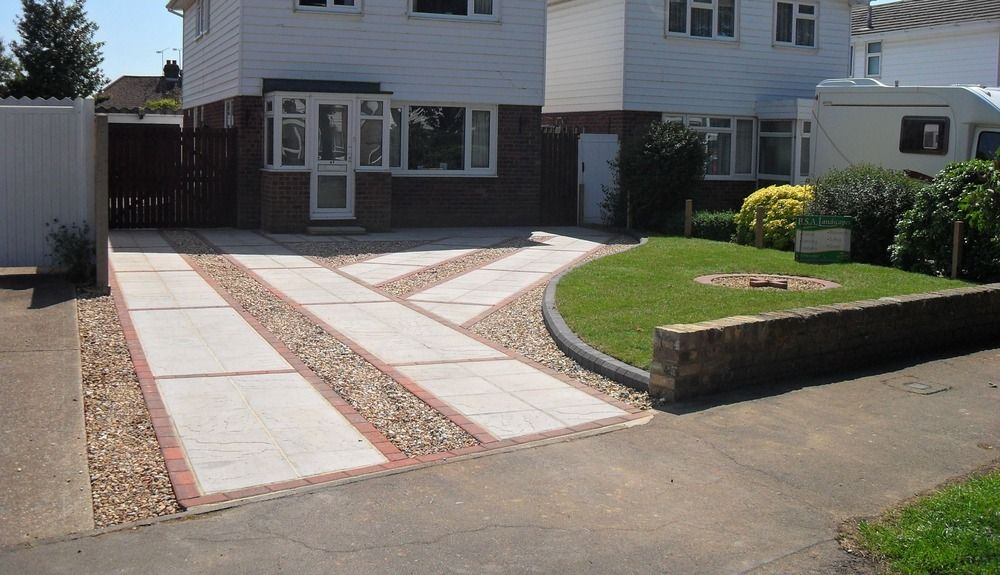 Images Of Block Paving Driveways And Front Garden Designs Google