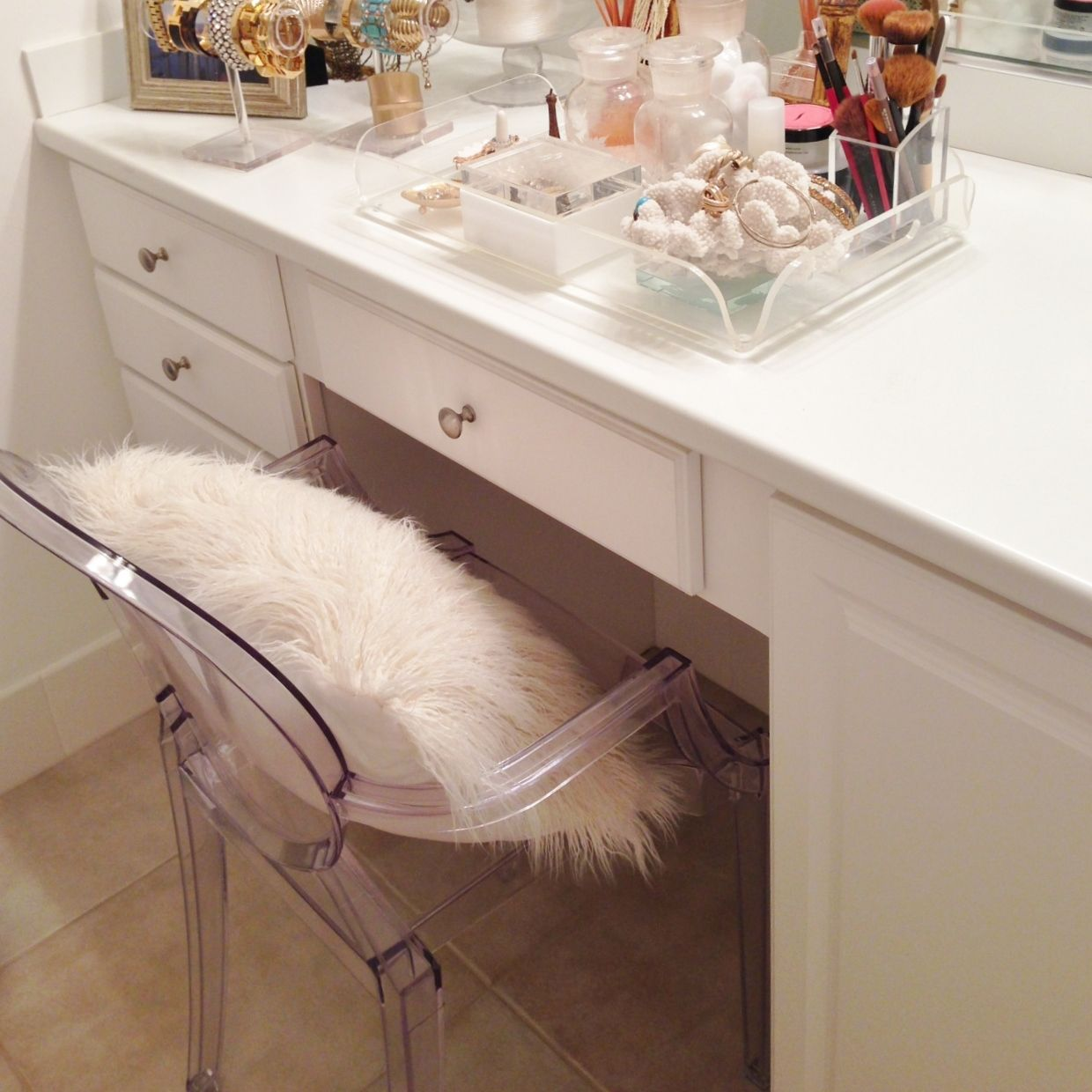 ghost chair knock off faux leather dining chairs with arms luxe report and vanity decor pinterest